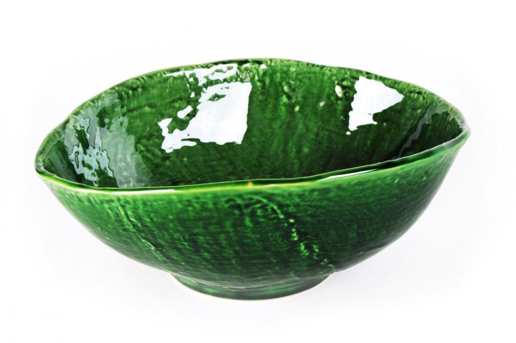 Veľká miska s nepravidelným okrajom Oribe 24 cm