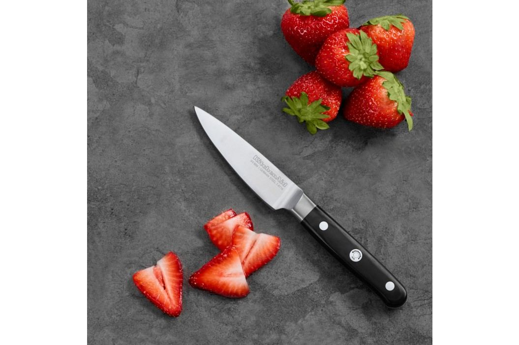 Blok na nože KitchenAid tmavý jaseň, na 10 nožov