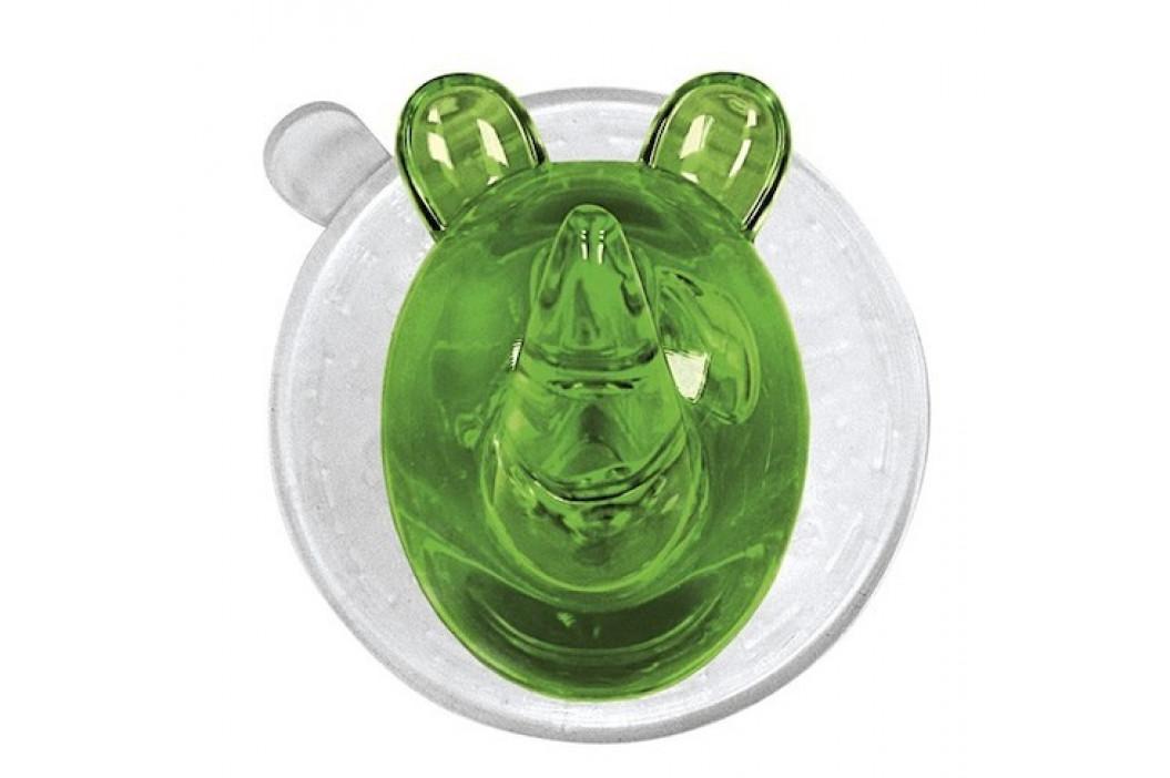 Kleine Wolke Nástenný háčik s prísavkou Crazy Hooks, zelená 5070657887