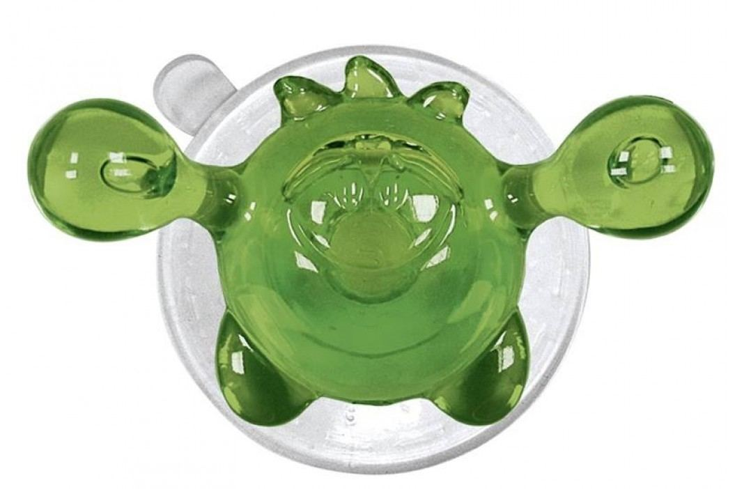 Kleine Wolke Nástenný háčik s prísavkou Crazy Hooks, zelená 5071657887