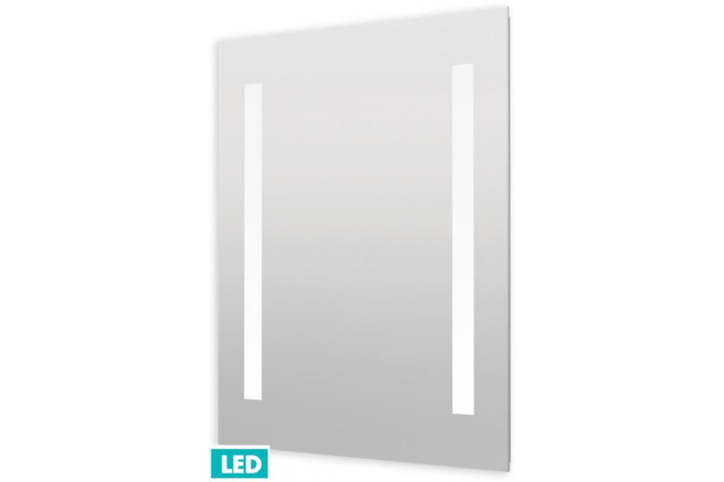Naturel Zrkadlo s osvetlením led Iluxit 60x70 cm IP44, so senzorom ZIL6070LEDS