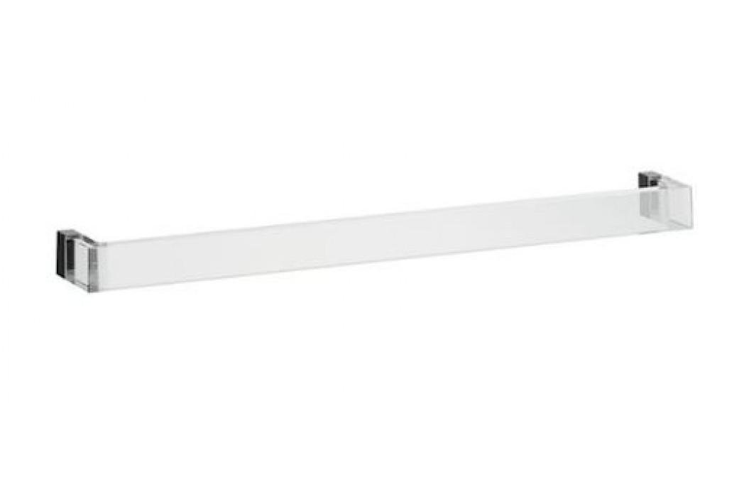 Laufen Držiak uterákov  hranatý KARTELL BY LAUFEN 45 cm, oranžová 8133.2.082.000.1