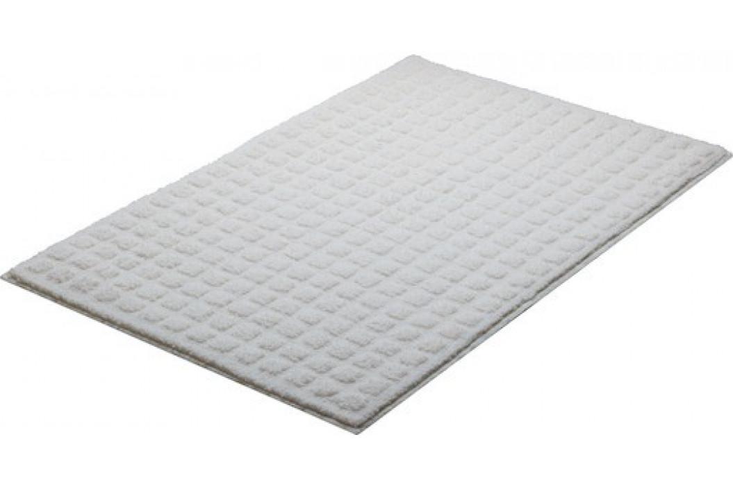 Kúpeľňová predložka polyester Grund 90x60 cm, biela SIKODGEMI600