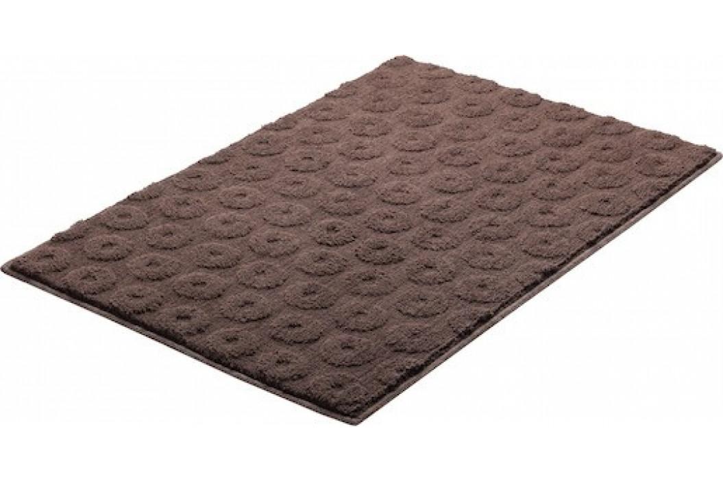 Kúpeľňová predložka polyester Grund 90x60 cm, hnedá SIKODGLIS604