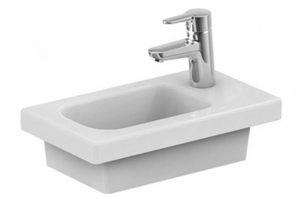 Umývadielko Ideal Standard Connect Space 45x25 cm odkladacia plocha vpravo E132101
