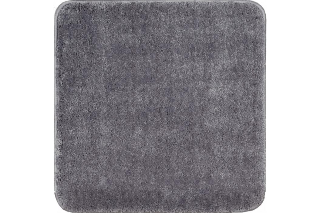 WC predložka mikrovlákno Optima 55x55 cm, šedá PRED304