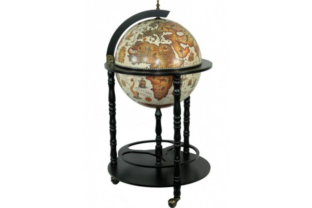 Globus bar dreveny
