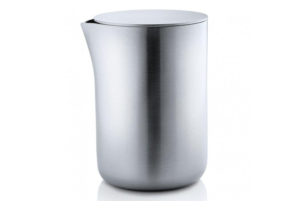 Blomus Kanvička na mlieko/smotanu s viečkom z nehrdzavejúcej ocele 250 ml BASIC