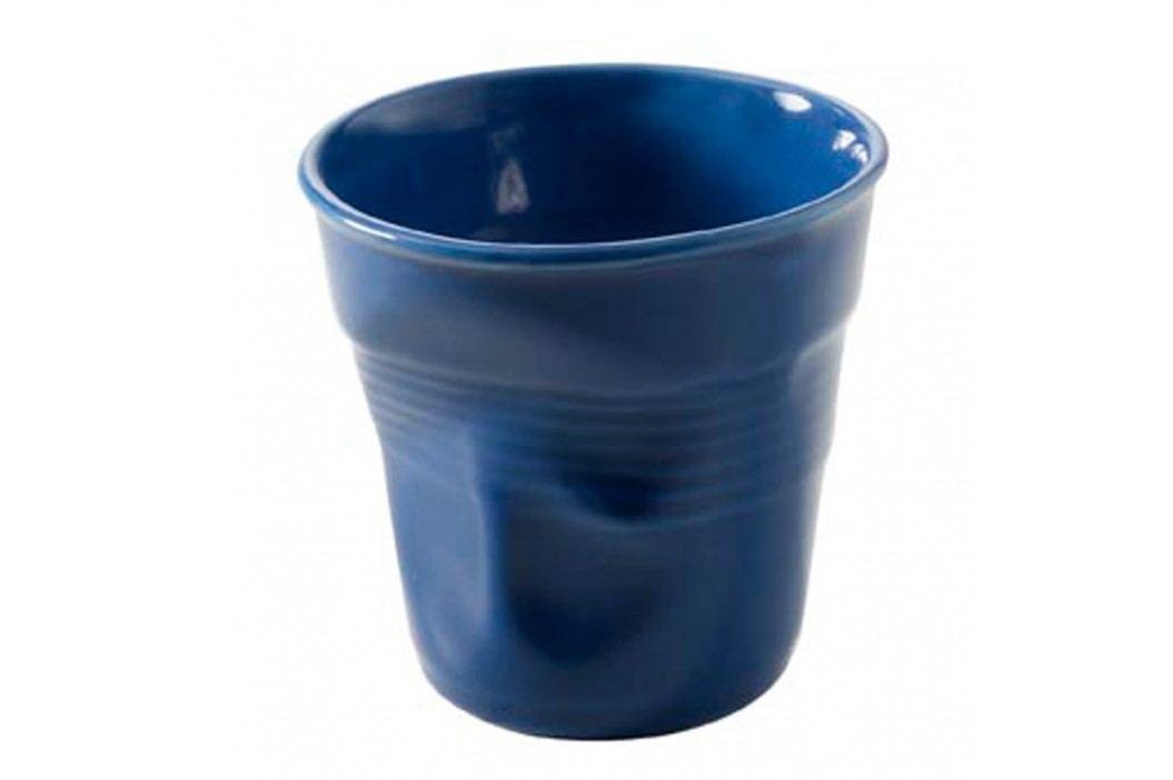 REVOL Téglik na espresso 8 cl modrá Froissés