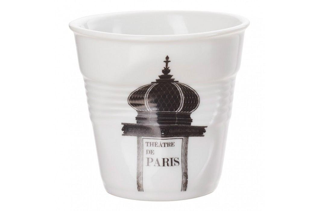 REVOL Téglik na espresso 8 cl Colonne Morris Froissés