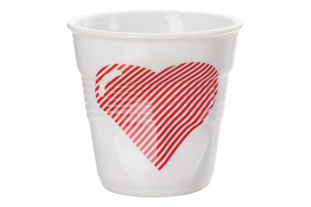 REVOL Téglik na espresso 8 cl Coeur Froissés