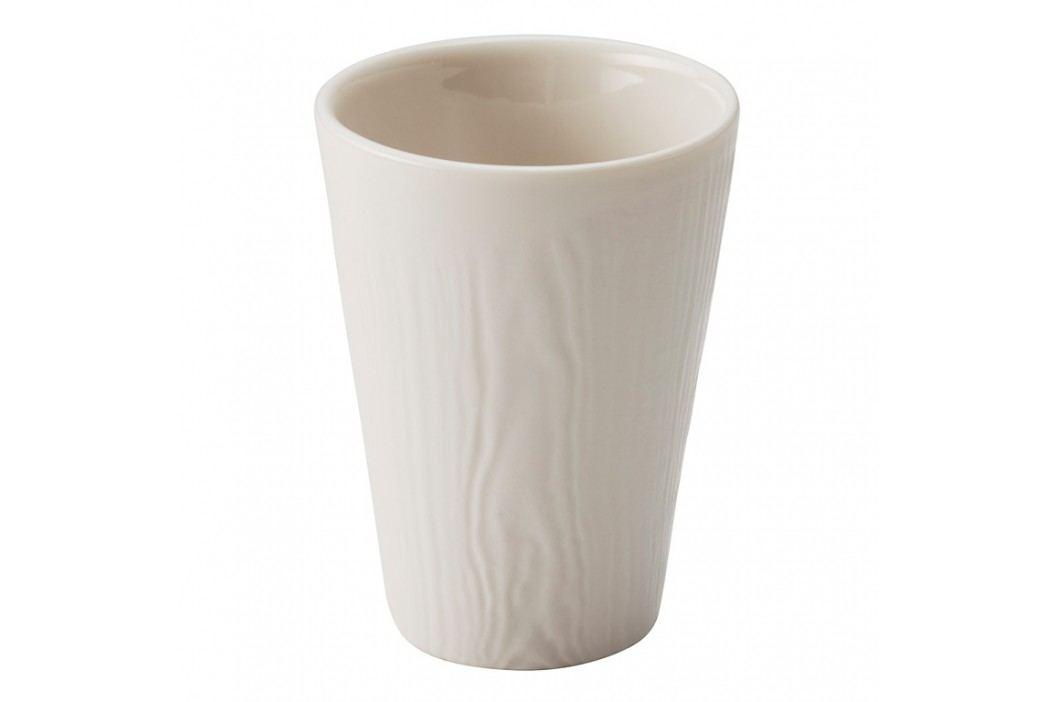 REVOL Hrnček na espresso 8 cl slonovinová Arborescence