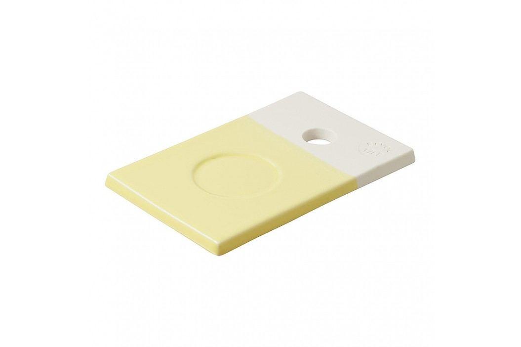 REVOL Podšálka žltá Citrus Color Lab