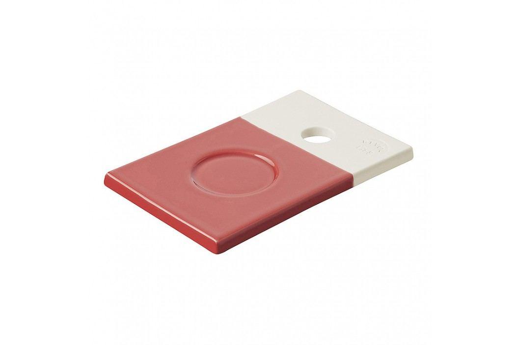 REVOL Podšálka červená Amarante Color Lab
