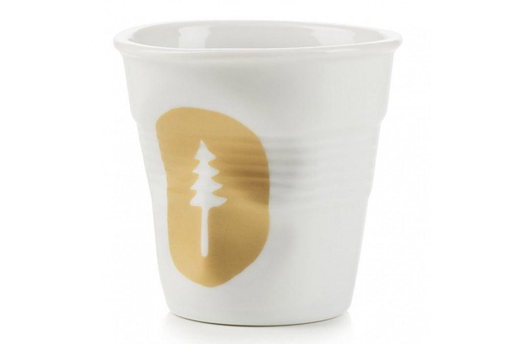 REVOL Téglik na espresso 8 cl Tree negative Froissés