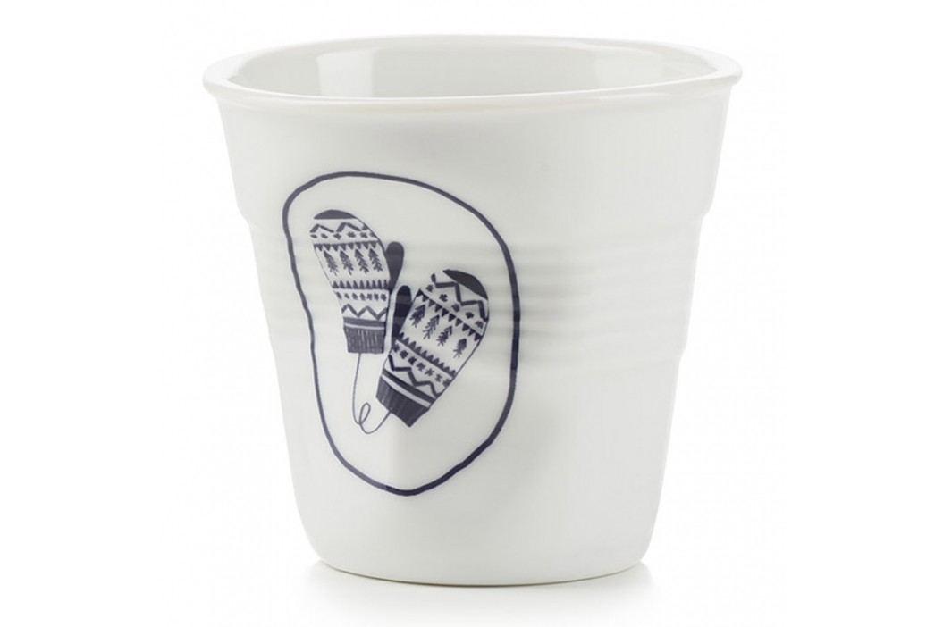 REVOL Téglik na cappuccino 18 cl Winter gloves Froissés