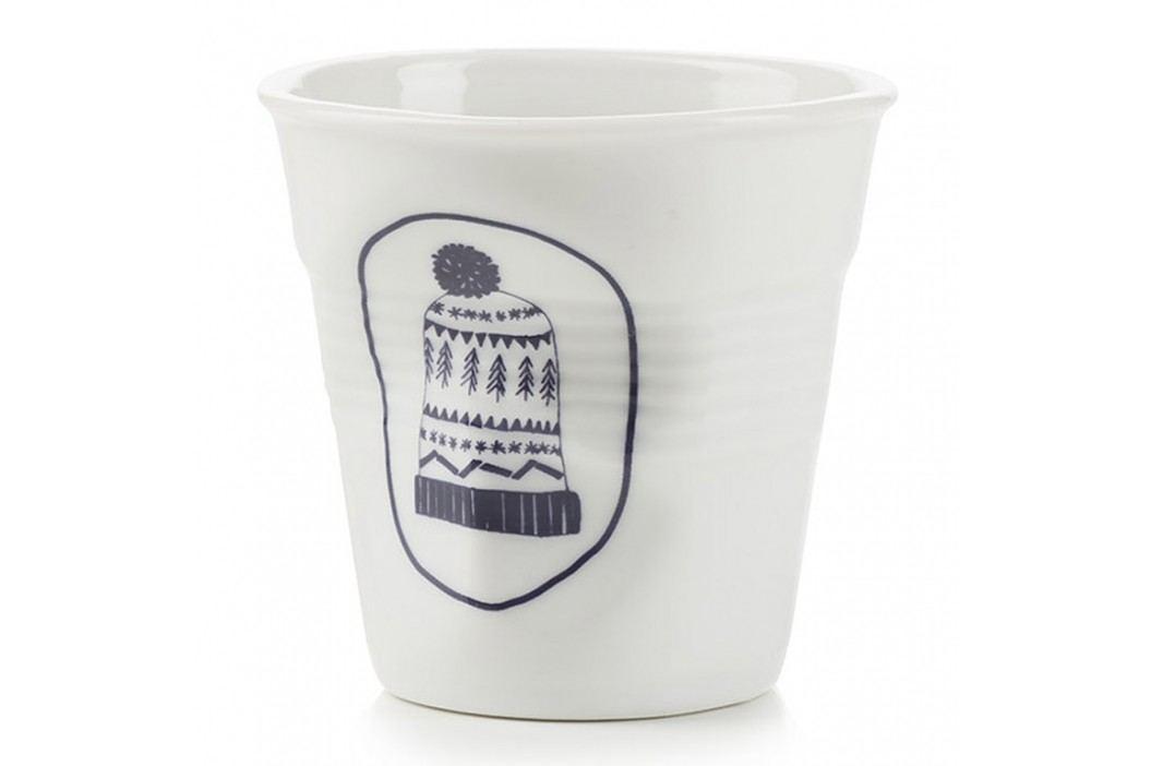 REVOL Téglik na cappuccino 18 cl Winter hat Froissés