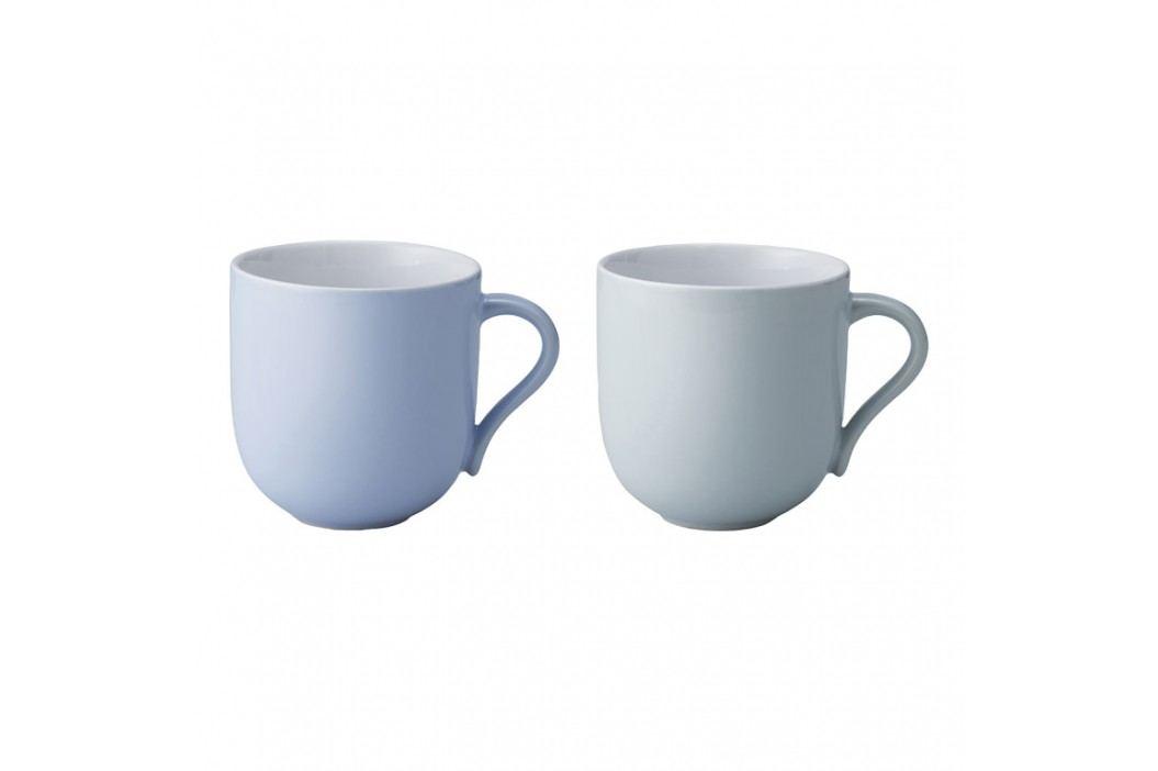 Stelton Hrnčeky na čaj veľké Emma blue 2 ks danish modern 2.0