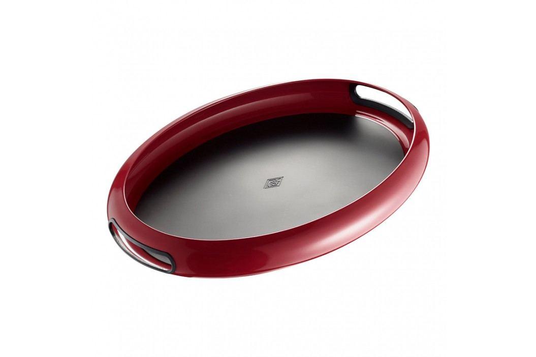 Wesco Podnos Spacy Tray oválny rubínový