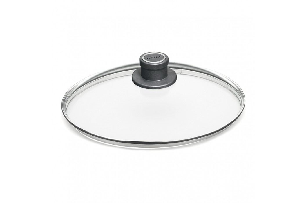 WOLL Sklenená pokrievka s plastovým držadlom Ø 28 cm