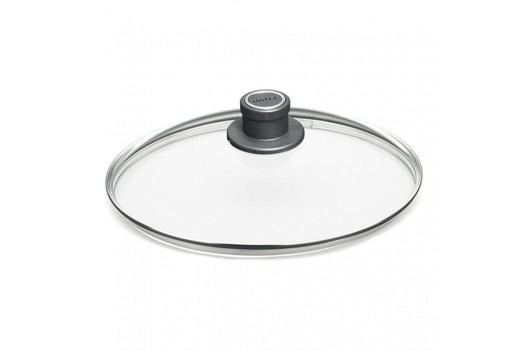 WOLL Sklenená pokrievka s plastovým držadlom Ø 30 cm