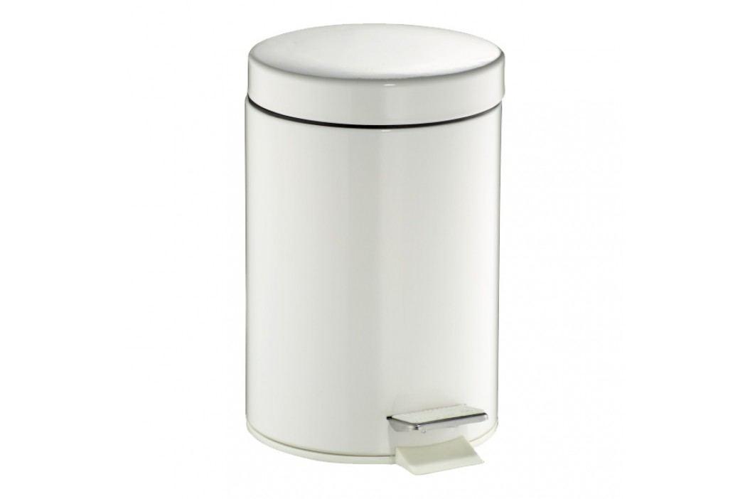 Wesco Odpadkový kôš do kúpeľne 3 l biely