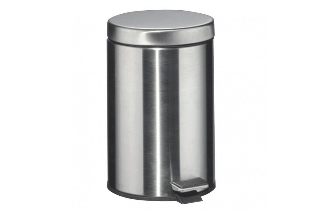 Wesco Odpadkový kôš do kúpeľne 3 l matná nehrdzavejúca oceľ