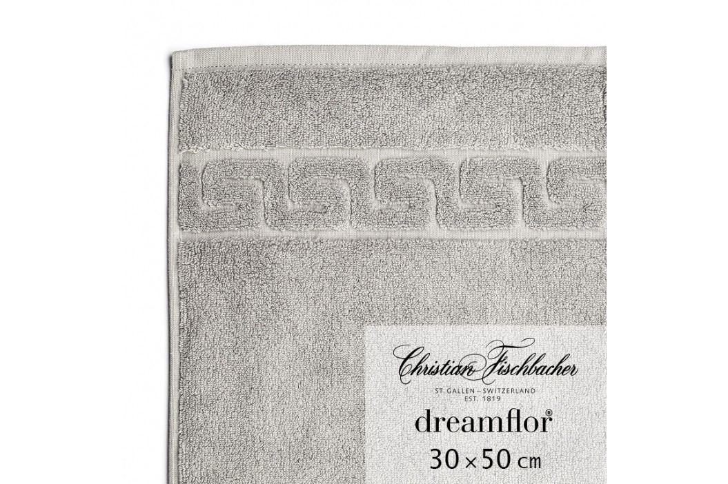 Christian Fischbacher Uterák pre hostí 30 x 50 cm grafitový Dreamflor®, Fischbacher