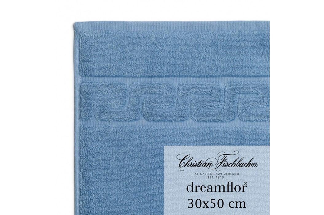 Christian Fischbacher Uterák pre hostí 30 x 50 cm jeans blue Dreamflor®, Fischbacher