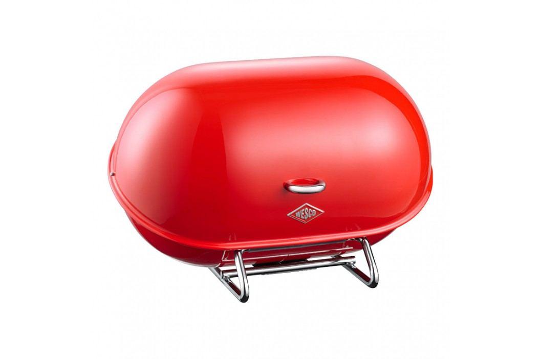 Wesco Chlebník Single Breadboy červený