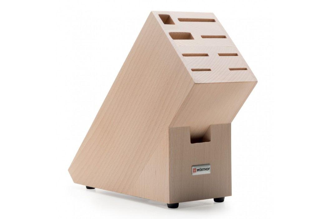 WÜSTHOF Blok na nože drevený na 9 kusov svetlý