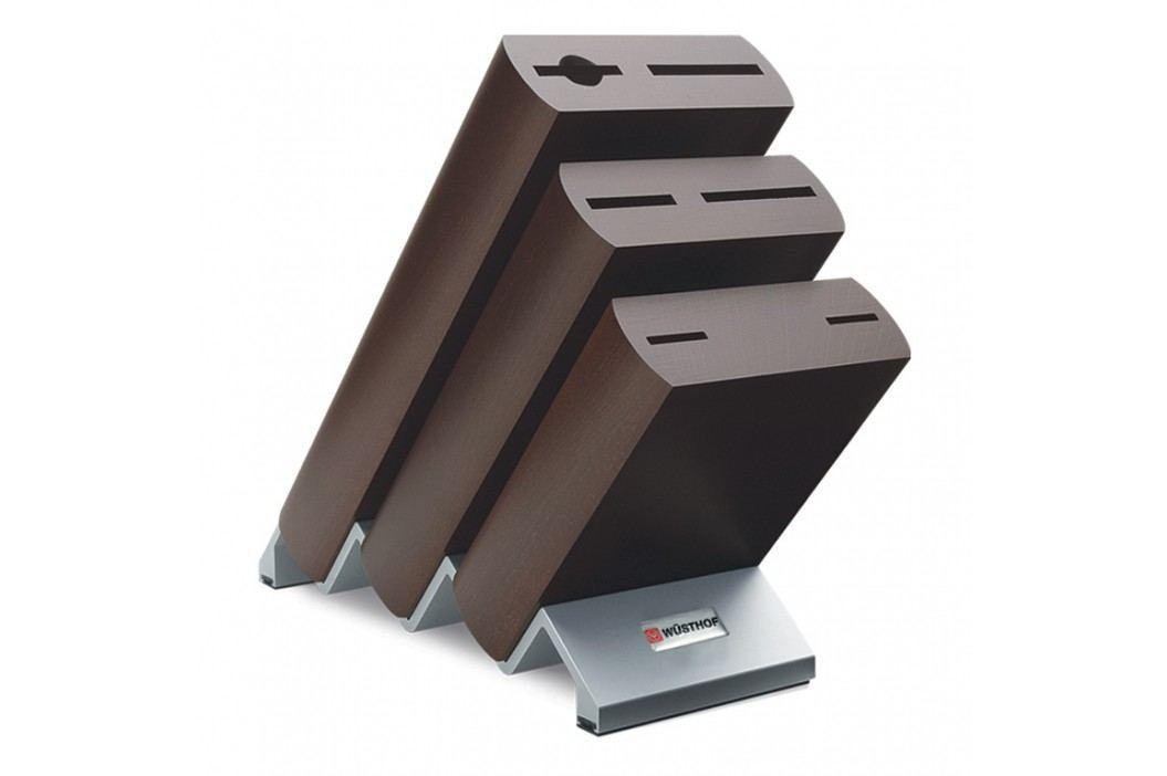 WÜSTHOF Blok na nože drevený Ikon na 6 kusov hnedý