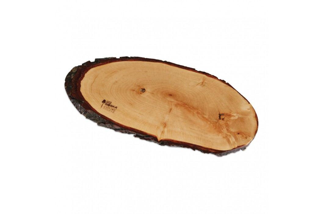 Boska Prírodná drevená doska na syr Bark S