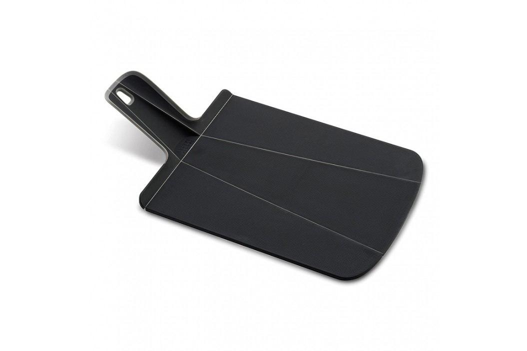 Joseph Joseph Skladacia doska na krájanie čierna Chop2Pot™ Small