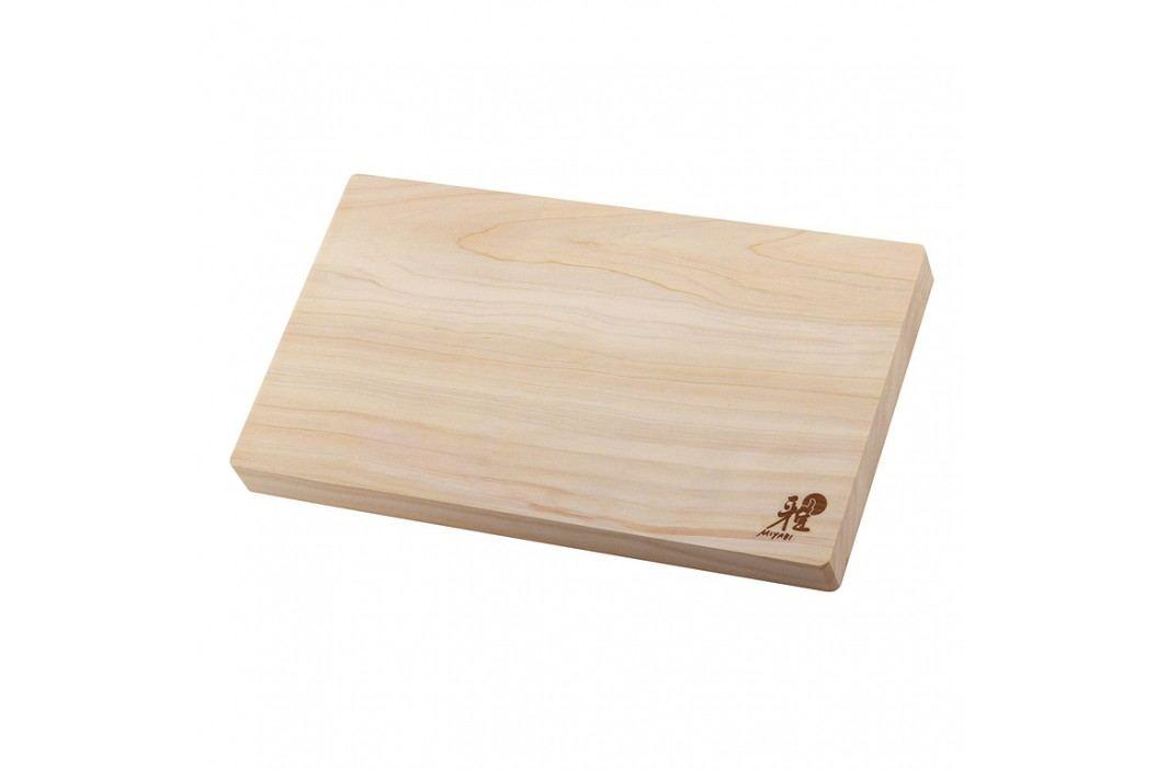 MIYABI Doska na krájanie drevená stredná