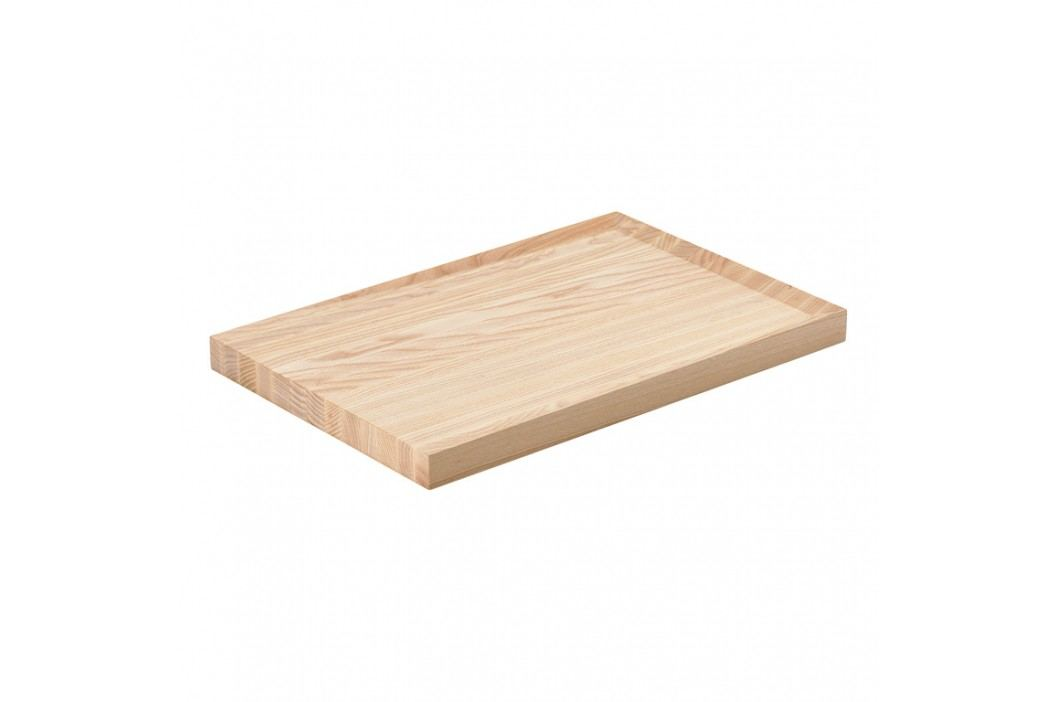 ZONE Drevená doska na krájanie jaseň 45 × 30 cm SILVA