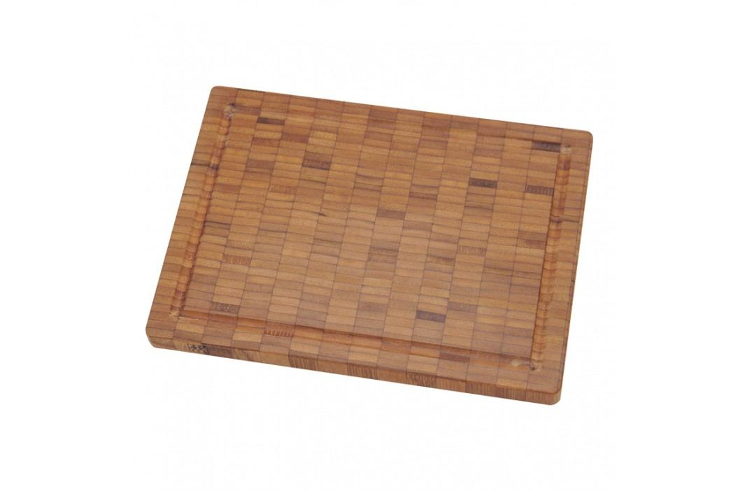 ZWILLING Doska na krájanie bambusová 25 x 18,5 cm