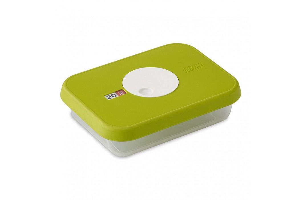 Joseph Joseph Krabička na potraviny s dátumom 0,7 l zelená Dial™