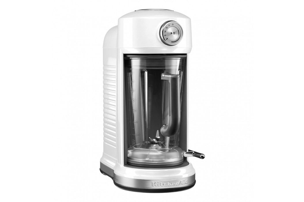 KitchenAid Stolný mixér s magnetickým pohonom Artisan matne perlová