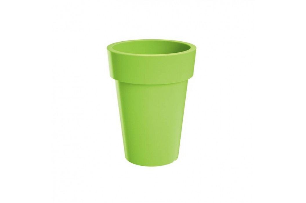 Kvetináč Prosperplast Lofly slim 29,3 cm (DLOFS300-389U) zelený