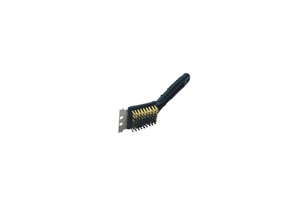 Kefa Campingaz Plastic Brass Brush in PDQ