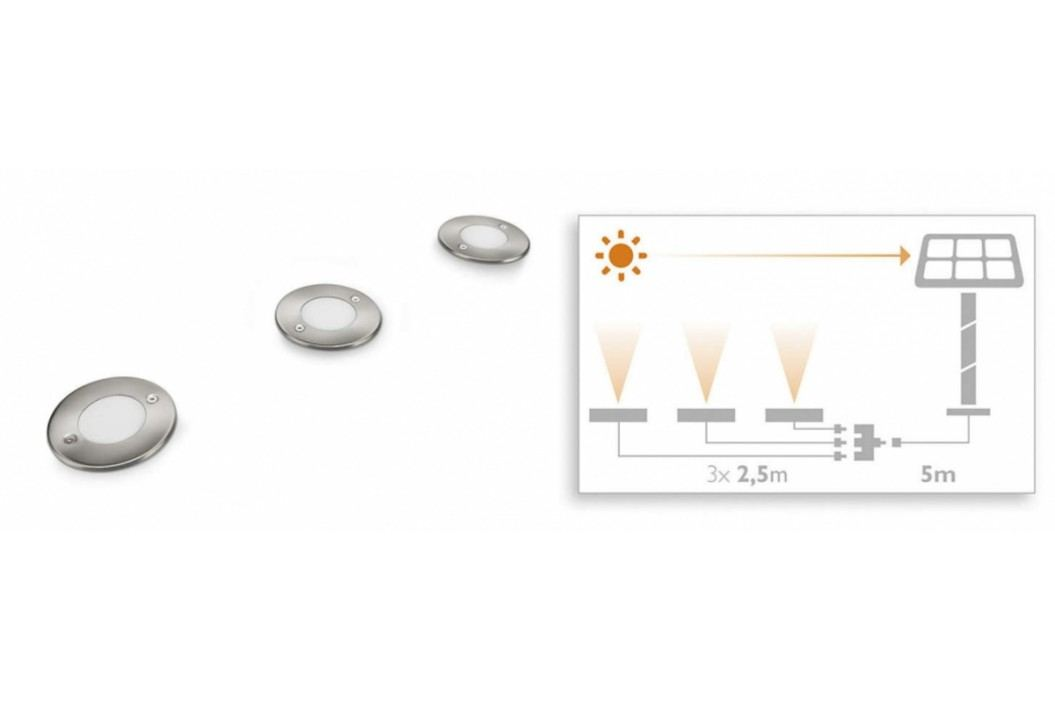 PHILIPS mygarden CLOVER 17819/47/16 prírodné LED svietidlo