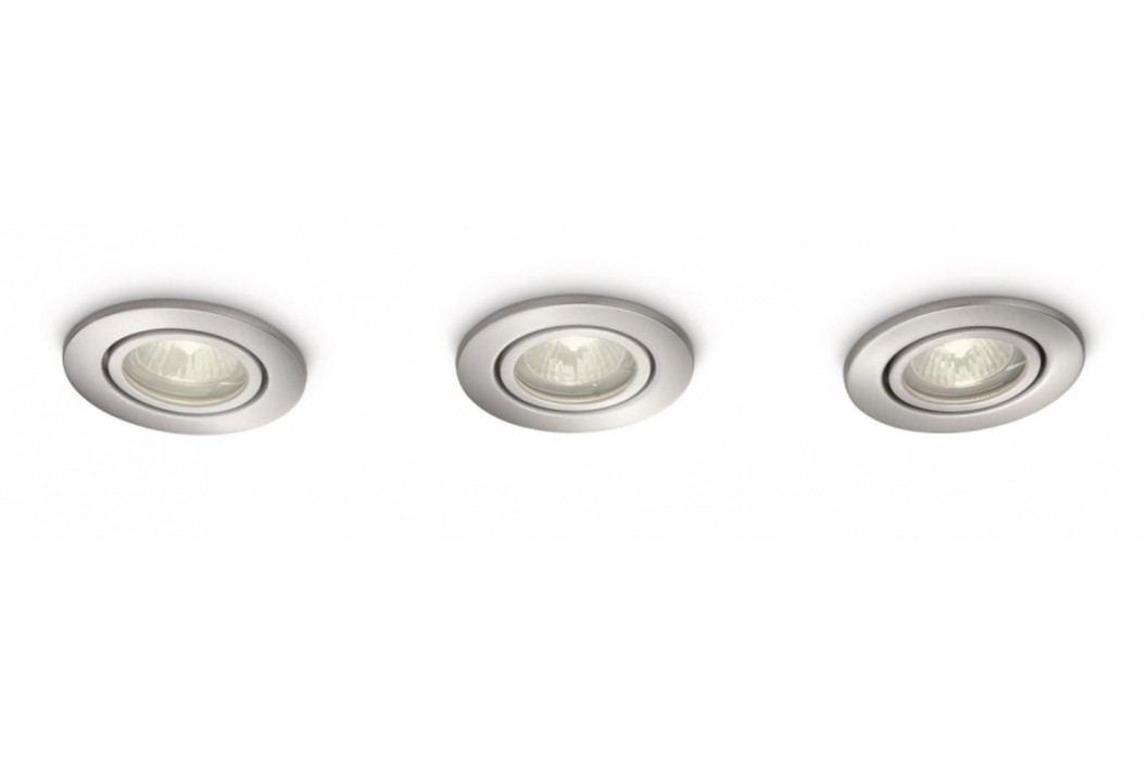 Philips ROOTS 59902/17/PN sada podhľadových svietidiel AQUA IP23