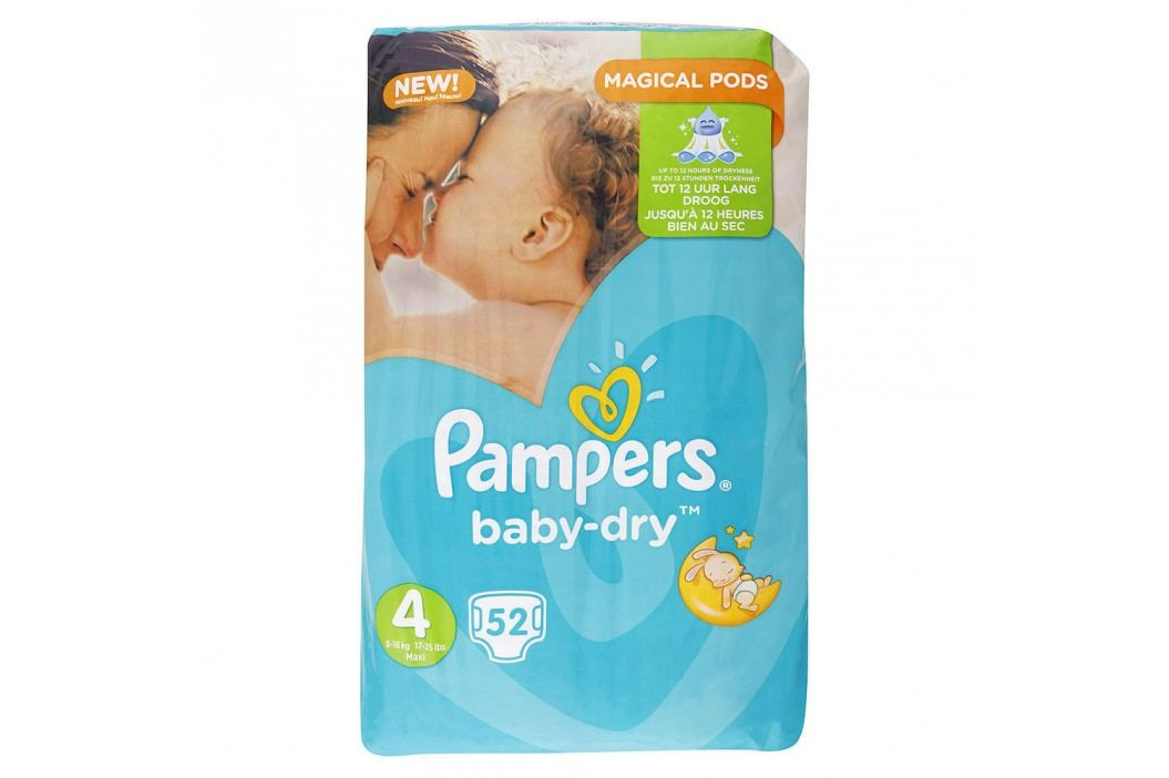 Pampers - Baby-Dry 4 MAXI (8-16kg) 52ks