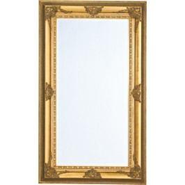 Barokové zrkadlo MALO - zlatá