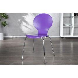 Stolička HOUSTON - fialová