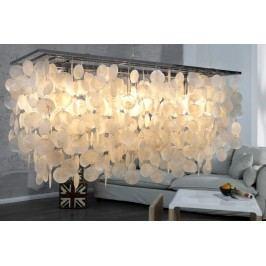 Visiaca lampa REFLECTION 80 cm - perleťová