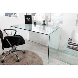 Jedálenský stôl UNSEEN 120 cm - číra