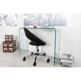 Písací stôl UNSEEN 100 cm - číra