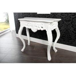 Toaletný stolík VENICE - biela